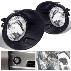 Front Fog Lights Fog Lamps For Chevrolet Camaro 10-13