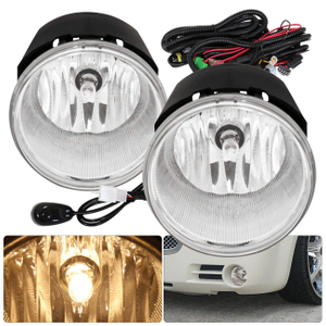 Front Driving Fog Lamps Fog Lights for Chrysler 300C 05-10 For Dodge Caliber 08-09